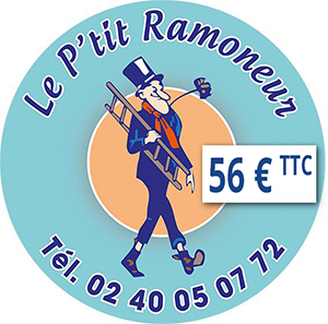 le P'tit Ramoneur - offre 54€ TTC
