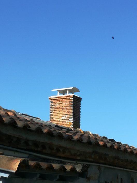 Ramonage et reparation conduit de cheminee Saint Aignan de Grandlieu